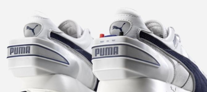 復刻!!Pumaコンピューターシューズ「RS-Computer Shoe」